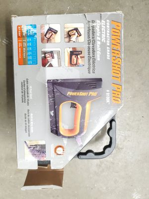 Electric stable, nail gun for Sale in Portland, OR