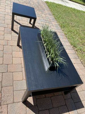 Coffee table with end table for Sale in Ocoee, FL