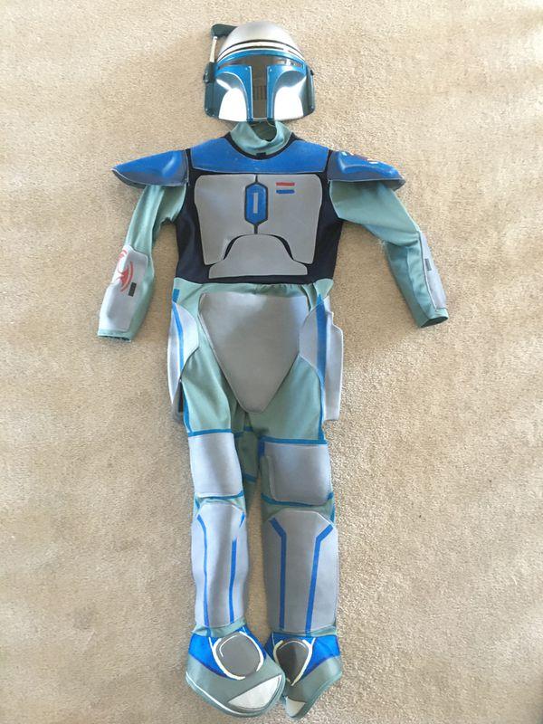 Star Wars - Jango Fett Halloween costume