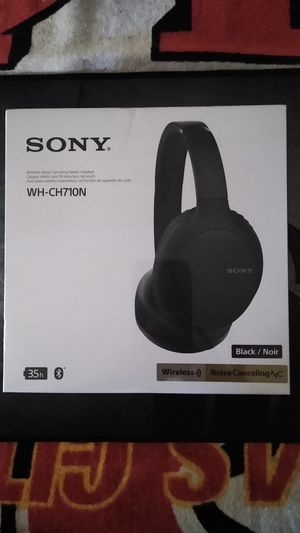 WH-CH710 Sony wireless headset NEW! for Sale in Arcadia, CA