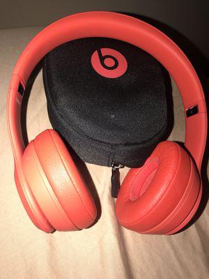 Beats Studio Solo3 Red for Sale in Hayward, CA