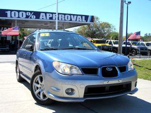 2007 Subaru Impreza Wagon for Sale in Orlando, FL
