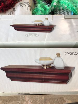 Set of two floating shelves for Sale in Oceanside, CA