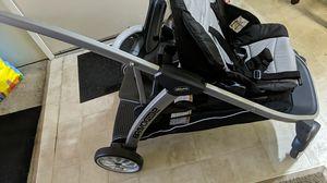 Bravo for 2 Chico stroller + car seat for Sale in San Jose, CA