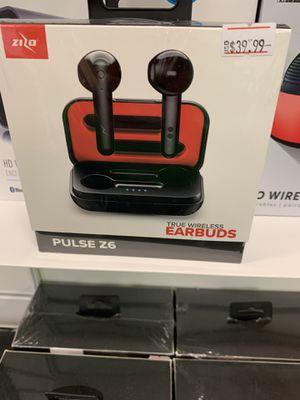 Z6 earbuds for Sale in Rhinelander, WI