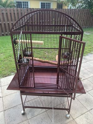Parrot cage for Sale in Pembroke Pines, FL