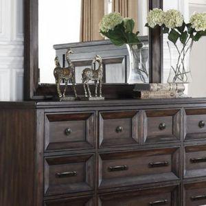 Sevilla Dresser With Mirror for Sale in Bonney Lake, WA