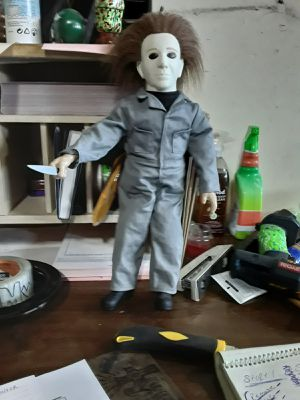 Michael Myers Collecters doll for Sale in Trenton, NJ