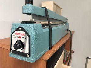 midwest pacific impulse heat sealer mp20 for Sale in Sunrise, FL