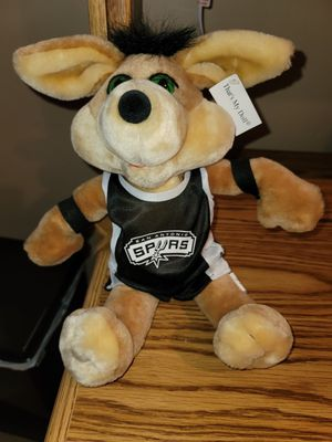 Spurs stuffed animals for Sale in Palmview, TX