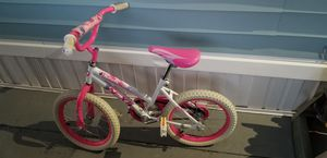 Girl bike size 16 ,Butterfly for Sale in Casselberry, FL