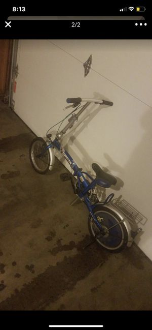 Folding bike for Sale in Upland, CA