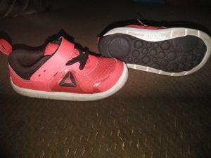 7c Reebok toddler shoes for Sale in San Antonio, TX