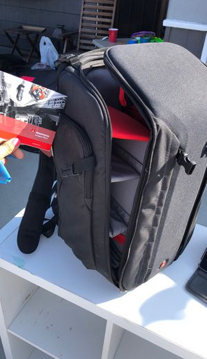 Manfrotto camera backpack for Sale in Hayward, CA