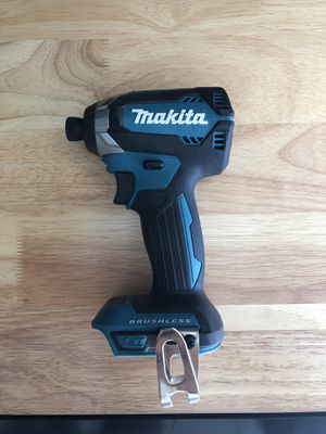 Makita 18V Brushless Impact Driver (Tool Only) for Sale in Chino Hills, CA