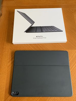 """Apple iPad Smart Keyboard Folio 12.9"""" 3rd gen for Sale in Royersford, PA"""