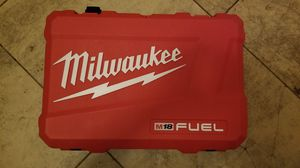 New Milwaukee M18 FUEL Hard Carrying Case for Sale in Santa Ana, CA