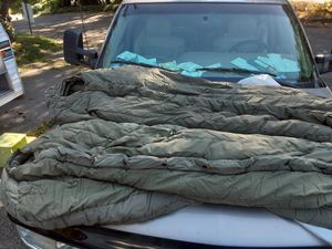 Army surplus mummy sleeping bags for Sale in Everett, WA