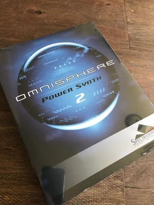 Omnisphere for Mac and PC comes with keyscape also and 10 vst or plugins for Sale in Dearborn Heights, MI
