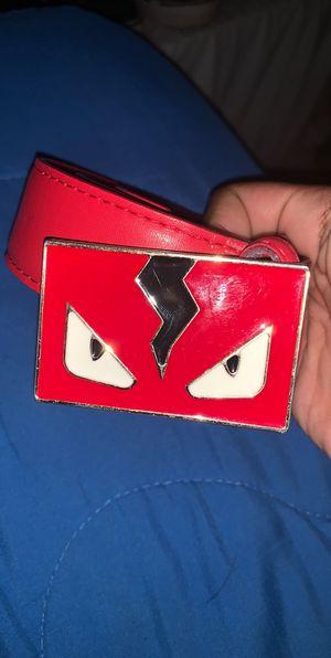 Fendi belt for Sale in Manassas, VA