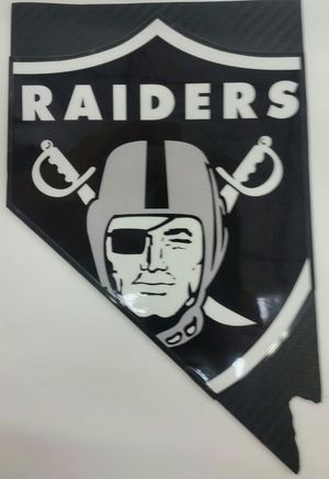 RAIDERS state of Nevada magnet (California love) for Sale for sale  Bell, CA