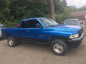 Tank 99 Dodge Ram 4x4 5speed for Sale in Pittsburgh, PA