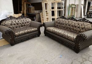 $980 brand new two pieces sofa set for Sale in Los Angeles, CA