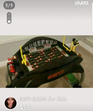 ESPN kids game for Sale in Dallas, TX