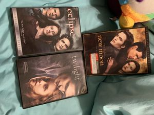Twilight DVD's for Sale in Evansville, IN