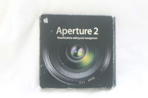 Aperture 2. - mac software for photos for Sale in Waterbury, CT