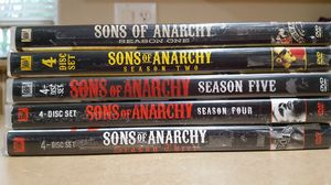 Sons of Anarchy Complete 5 Seasons for Sale in Puyallup, WA