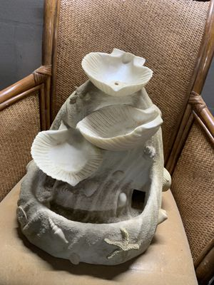 Sea Shell Fountain for Sale in Garfield Heights, OH