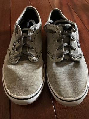 Vans Boys Shoes. Youth Size 7 for Sale in High Point, NC