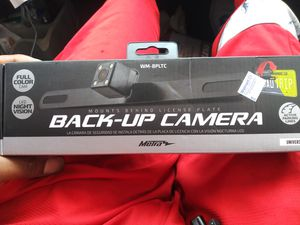 Backup cam with night vision for Sale in Red Oak, TX