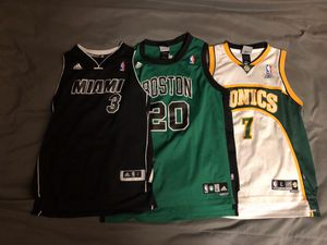 kids jerseys for Sale in Issaquah, WA