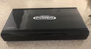 Car Amp Jensen Power Series Monoblock Class AB Amplifier 1-Channel for bass only. Mono 900W Max Power for Sale in Phoenix, AZ