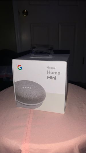 Google Home Mini for Sale in Tupelo, MS