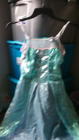 Elsa dress costume for Sale in Long Beach, CA