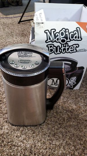 Magic Butter Machine for Sale in Sacramento, CA