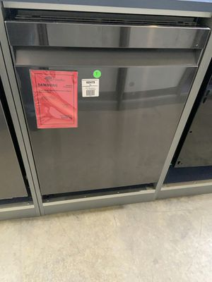 New Discounted Samsung Black Stainless Dishwasher 1yr Factory Warranty for Sale in Gilbert, AZ