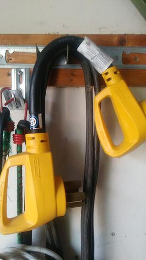 50 amp to 30 amp plug for camper for Sale in Broken Arrow, OK