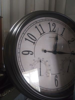 Brand new nautical.clock with thermostat for Sale in Lakeland, FL