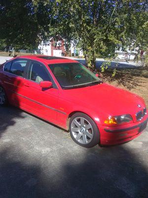 BMW 3 series 323i sedan RWD 2000 for Sale in Griffin, GA