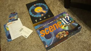 Scene board game for Sale in Loganville, GA