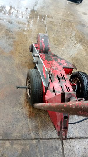 Stump grinder body for Sale in Inglewood, CA