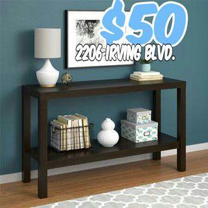 Console table for Sale in Dallas, TX