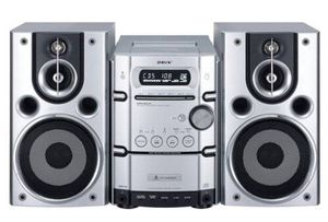 Sony CMT-HPX9 MicroSystem Stereo System for Sale in Leesburg, VA