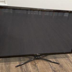 """Samsung 55"""" Plasma TV for Sale in Fairfax, VA"""
