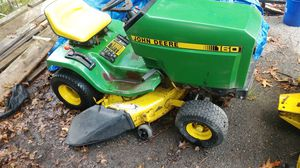 John Deere 160 Lawn Tractor for Sale in Hopewell Township, NJ