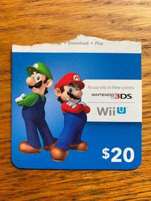 Wii U and Nintendo 3DS for Sale in Parkland, WA
